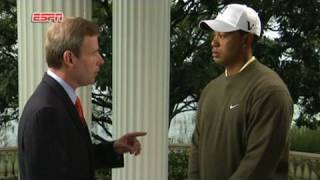 Tiger Talks Infidelity, Treatment and Golf