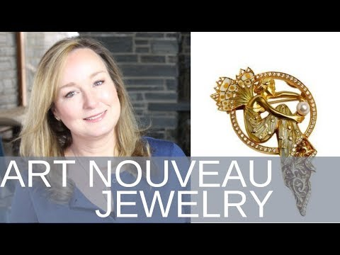Collecting Jewelry: ART NOUVEAU 1890-1914 | Jill Maurer