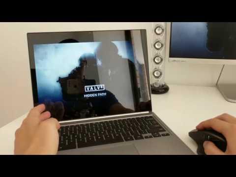 How To Play Pc Games Through Chrome Youtube