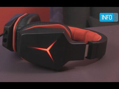 Lenovo Y Gaming Surround Sound Headset Recenzija Review