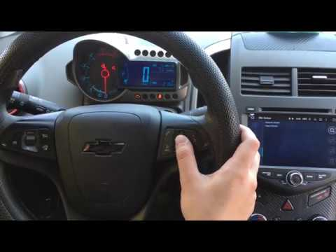 Navmex Chevrolet Aveo 51 Lollpop Androd Chaz Tanitimi Youtube