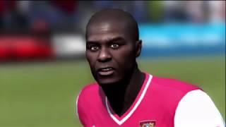 (rus) fifa 12 | Akinfenwa is beast!!!