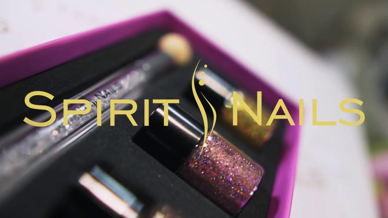 SpiritNails 2020 csillámpor promo