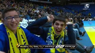 Recap: Maccabi FOX Tel Aviv - Bnei Herzliya 88:70
