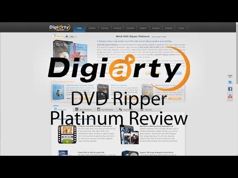 Digiarty DVD Ripper Platinum Review - errington1000