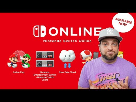 Let's Be REAL About Nintendo Switch Online Service