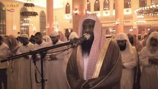 سورة الاسراء - الشيخ عادل الكلباني من تراويح 1435 / 2014