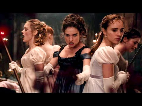 Pride & Prejudice & Zombies Trailer 2 (2016) Lily James | Horror Movie