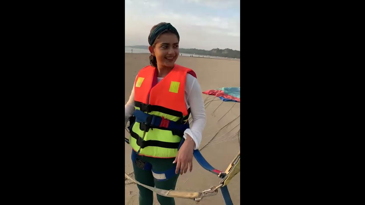Tanjintisha | parasailing in Coxsbazar |