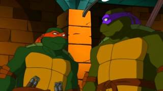 Teenage Mutant Ninja Turtles - Season 1 - Episode 7 - The Way of Invisibility