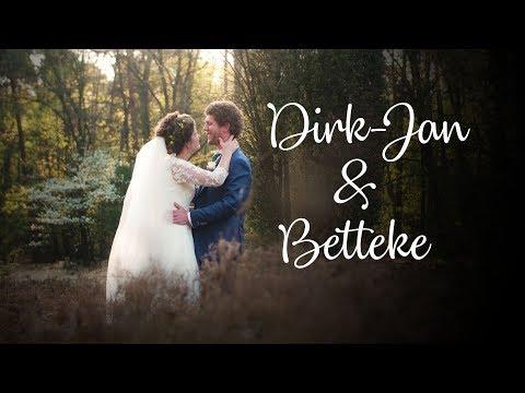 Dirk-Jan & Betteke: Trouwfilm bij Herberg De Kemper in Markelo