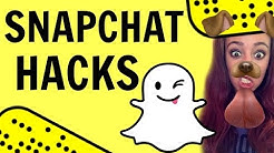 HOW TO USE SNAPCHAT LIKE A BOSS - Maddie Ryles