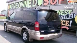 2000 Pontiac Montana Used Cars Seaford DE