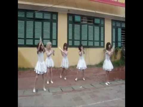 Teen Viet Nam nhảy Nobody - Vinateens.com