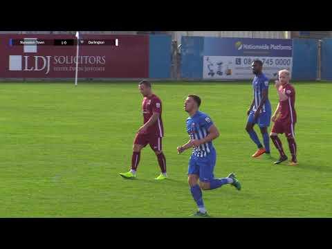 Nuneaton Town 2-1 Darlington Vanarama National League North - 2017/18