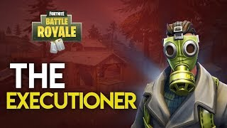 Fortnite: Battle Royale PS4 Gameplay | THE EXECUTIONER