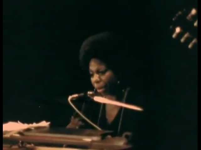 Nina Simone: Take Me To The Water
