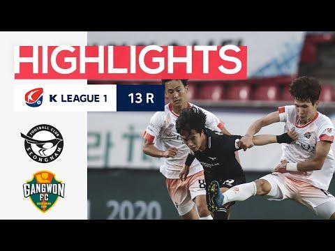 Seongnam Gangwon Goals And Highlights