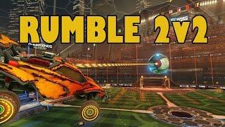 NOS JUGAMOS LA DIGNIDAD - 2v2 Rumble | Rocket League