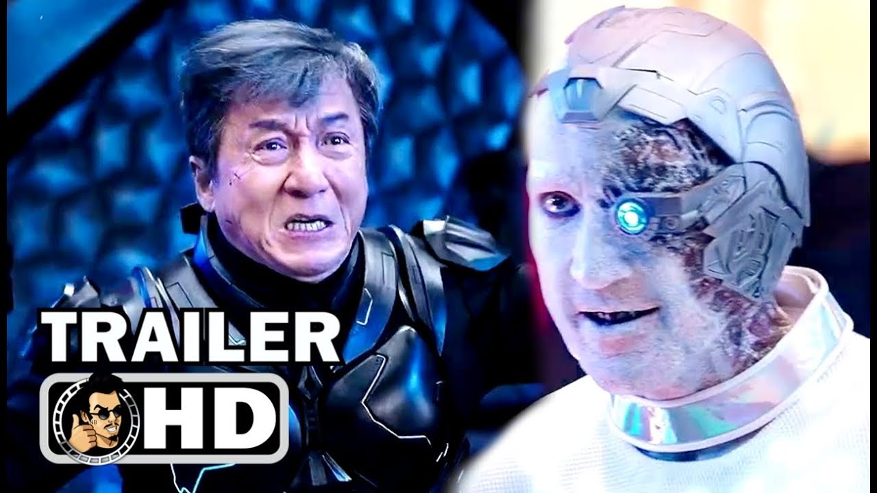 Download BLEEDING STEEL Official Trailer (2018) Jackie Chan Sci-Fi Action Movie HD
