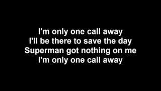 One Call Away - Charlie Puth (Lyrics)