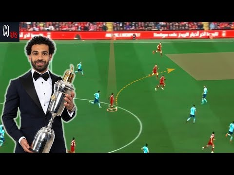 Mohamed Salah / PFA Player Of The Year / Player Analysis