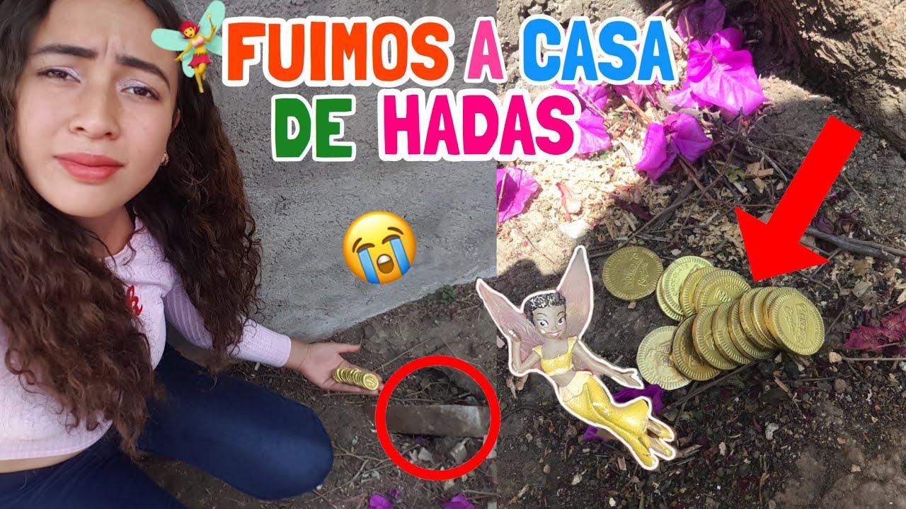 Download CASA DE HADAS 🧚♀️* encontramos MONEDAS DE ORO* ¡tienes que verlo! | Jaque s Argaes