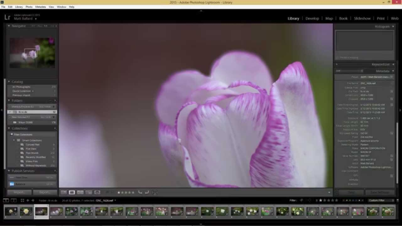 Nikon 50mm f1.8G Full Frame vs Crop Sensor Bokeh and Depth of Field ...