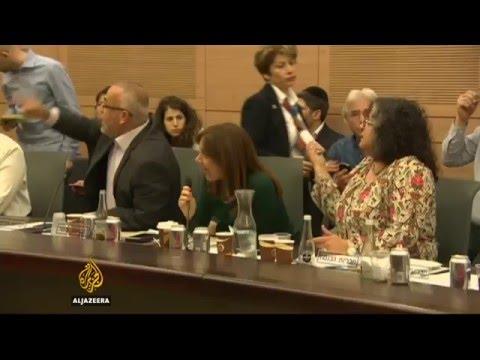 Heated Exchanges As Israeli Parliament Debates New Bill