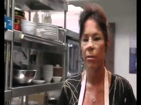 Fast paced cook off with ramsay ramsay 39 s kitchen for Q kitchen nightmares