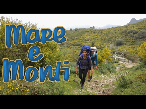 MARE E MONTI - Travel Corsica by foot - Vlog #18