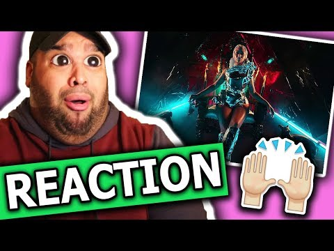 Nicki Minaj - Hard White (Music Video) REACTION