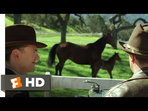 Seabiscuit 110 Movie   The History of Seabiscuit 2003 HD