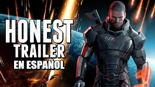 MASS EFFECT (Honest Game Trailers en Español)