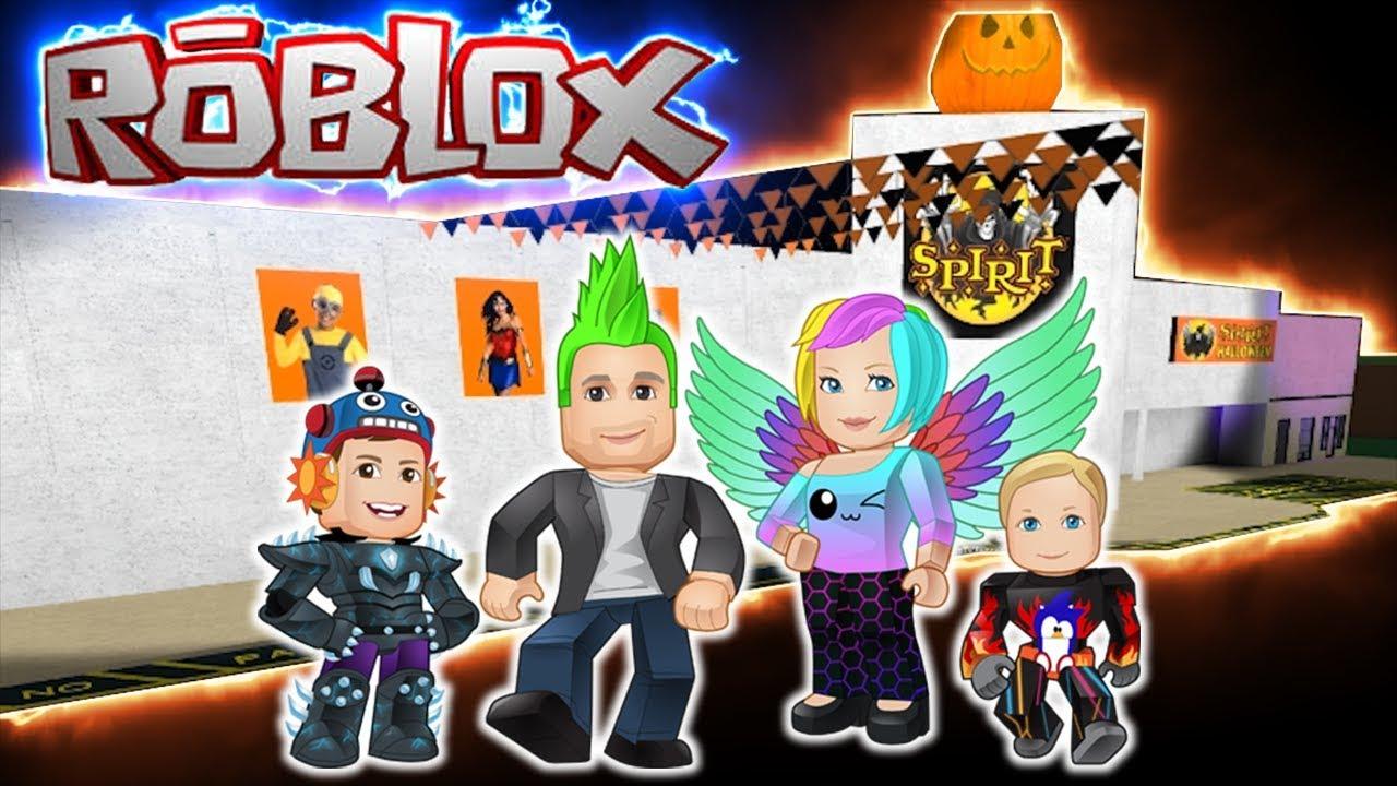 Roblox Spirit Halloween VIP Tour