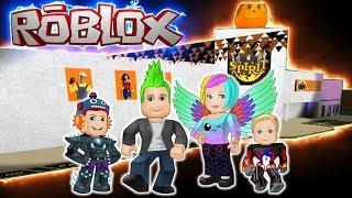 Roblox Spirit Halloween VIP Tour   Animatronics   DavidsTV