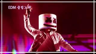 2018년 최신클럽음악 신나게 들어보자 ♫ DJ Nowak ♫ Marshmello(마쉬멜로) 2018 게임할때 듣기좋은 신나는 노래음악 EDM 클럽노래