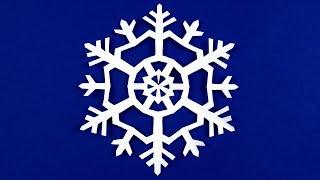 Schneeflocken basteln mit Papier fur Weihnachten ? DIY Sterne Bastelideen - Deko Weihnachtsbasteln