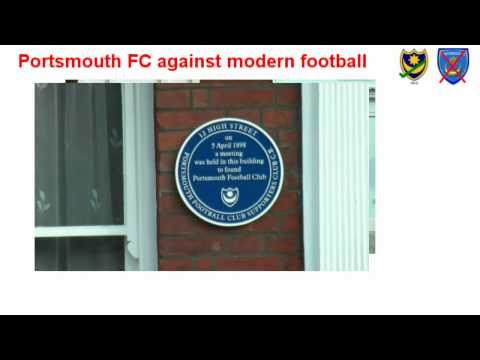 Portsmouth FC - Against modern football