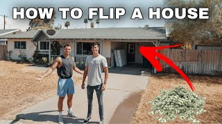 🏡 HOW TO FLIP A HOUSE FOR BEGINNERS IN 2020 (WALK-THROUGH)