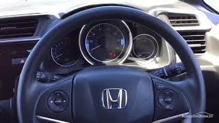 HONDA JAZZ I-VTEC S RED 2018