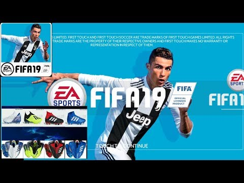 FTS 19 FIFA 19 MOD DOWNLOAD