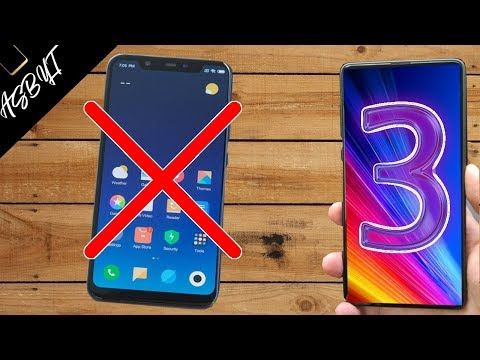 Forget Mi 8 -  Xiaomi Mi Mix 3 Is OFFICIAL!