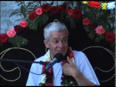 Бхагавад Гита 7.1 - Чайтанья Чандра Чаран прабху