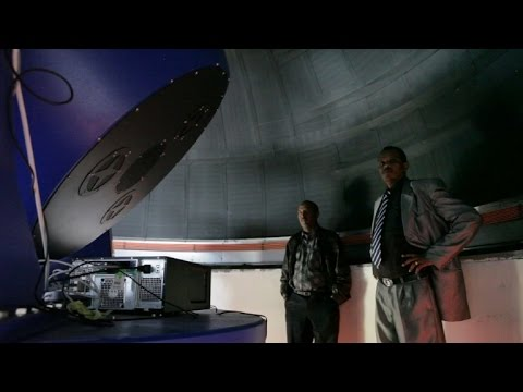 Eyeing the stars: Ethiopia's space programme