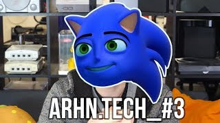 ARHN.TECH_#3 - Niemiecki Jeż