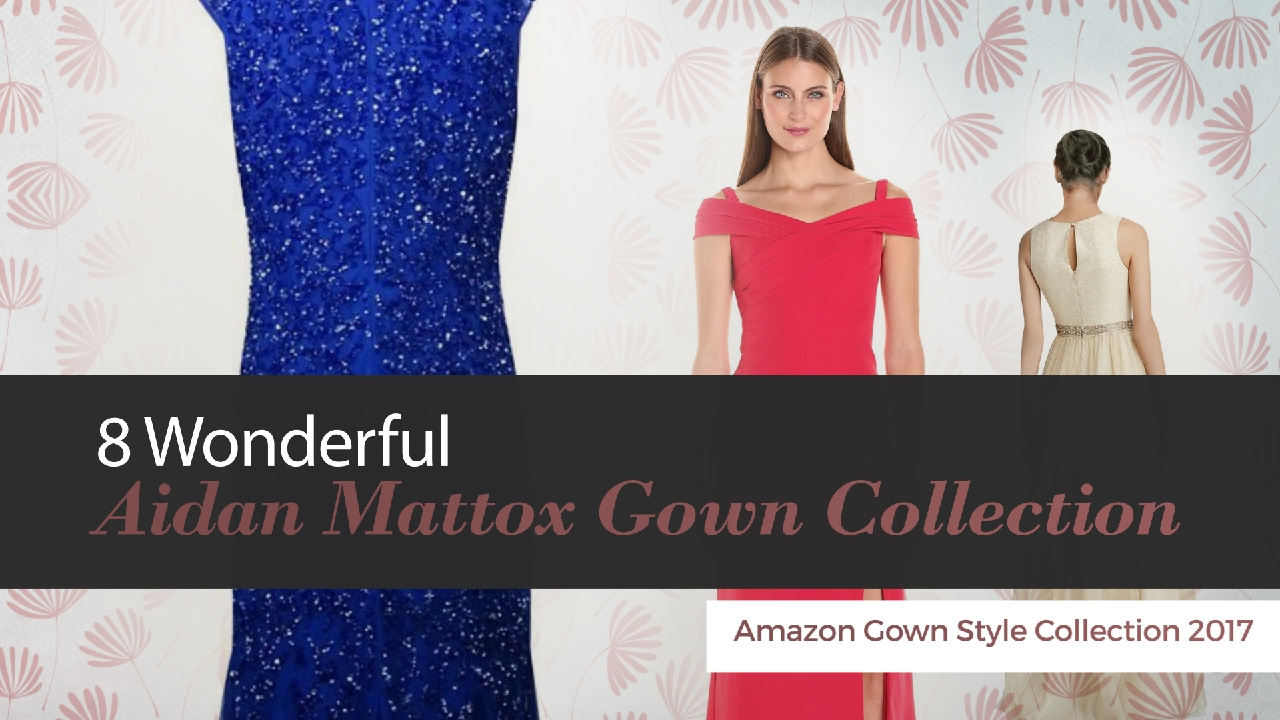 7b54a24212b56 8 Wonderful Aidan Mattox Gown Collection Amazon Gown Style ...