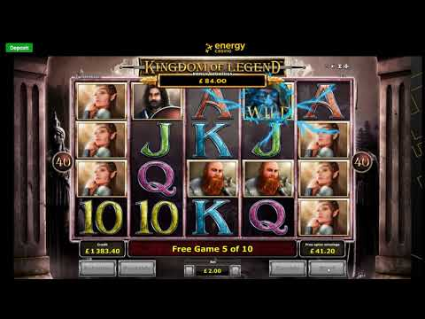 Sunday Slots with The Bandit - Rome Warrior, Pyramid Treasure and Energy Draw Winners