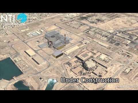 Bushehr Nuclear Power Plant - Iran