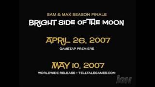 Sam & Max: Season One -- Episode #6: Bright Side of